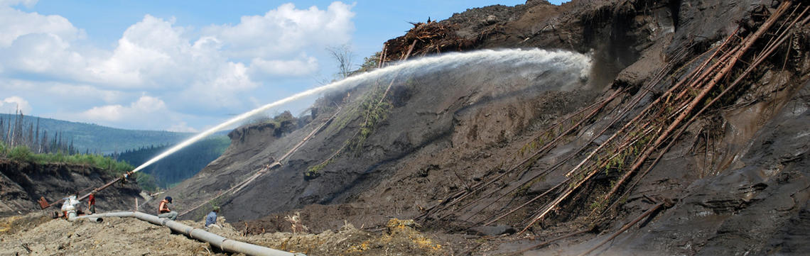 hydraulic mining Water Filter Solutions